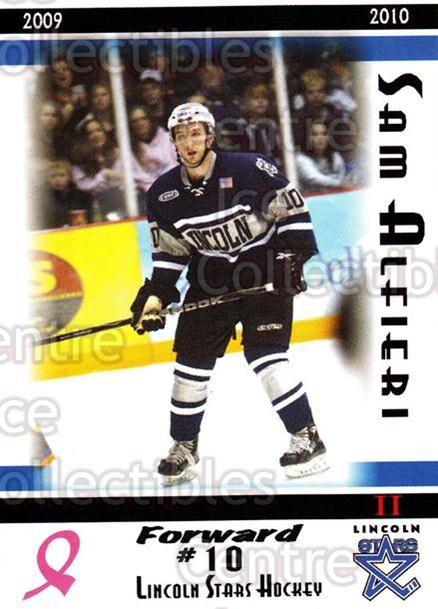 2009-10 Lincoln Stars High Gloss #33 Sam Alfieri<br/>4 In Stock - $3.00 each - <a href=https://centericecollectibles.foxycart.com/cart?name=2009-10%20Lincoln%20Stars%20High%20Gloss%20%2333%20Sam%20Alfieri...&quantity_max=4&price=$3.00&code=308969 class=foxycart> Buy it now! </a>
