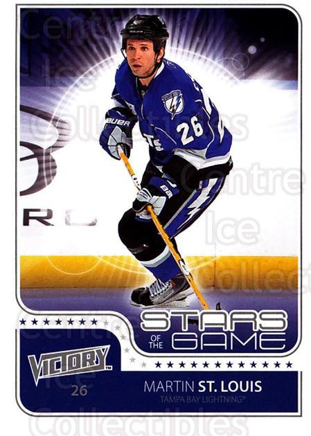 2011-12 UD Victory Stars of the Game #MS Martin St. Louis<br/>4 In Stock - $2.00 each - <a href=https://centericecollectibles.foxycart.com/cart?name=2011-12%20UD%20Victory%20Stars%20of%20the%20Game%20%23MS%20Martin%20St.%20Loui...&quantity_max=4&price=$2.00&code=309166 class=foxycart> Buy it now! </a>