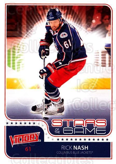 2011-12 UD Victory Stars of the Game #RN Rick Nash<br/>1 In Stock - $2.00 each - <a href=https://centericecollectibles.foxycart.com/cart?name=2011-12%20UD%20Victory%20Stars%20of%20the%20Game%20%23RN%20Rick%20Nash...&quantity_max=1&price=$2.00&code=309172 class=foxycart> Buy it now! </a>