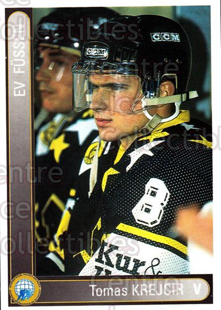 1994-95 German First League #102 Tomas Krejcir<br/>13 In Stock - $2.00 each - <a href=https://centericecollectibles.foxycart.com/cart?name=1994-95%20German%20First%20League%20%23102%20Tomas%20Krejcir...&quantity_max=13&price=$2.00&code=30941 class=foxycart> Buy it now! </a>