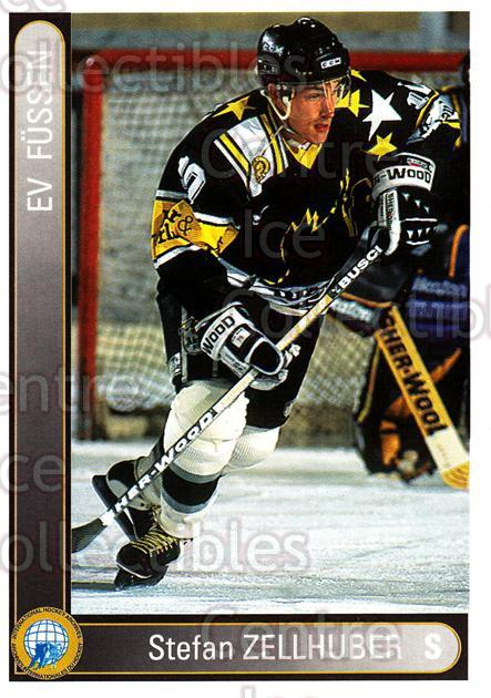 1994-95 German First League #103 Stefan Zellhuber<br/>9 In Stock - $2.00 each - <a href=https://centericecollectibles.foxycart.com/cart?name=1994-95%20German%20First%20League%20%23103%20Stefan%20Zellhube...&quantity_max=9&price=$2.00&code=30942 class=foxycart> Buy it now! </a>