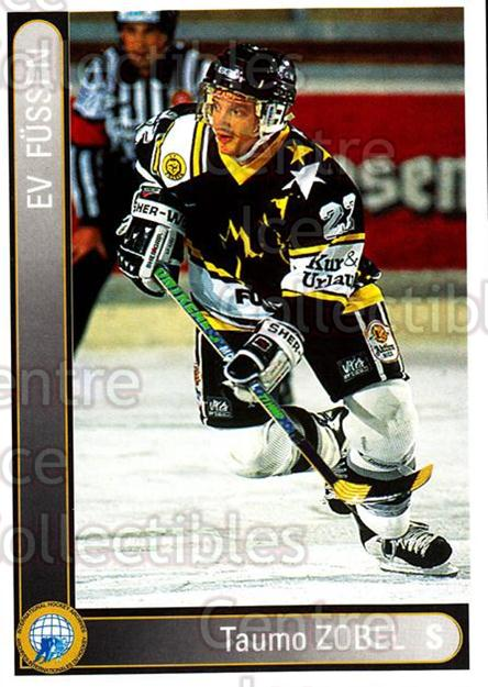 1994-95 German First League #113 Tauno Zobel<br/>3 In Stock - $2.00 each - <a href=https://centericecollectibles.foxycart.com/cart?name=1994-95%20German%20First%20League%20%23113%20Tauno%20Zobel...&quantity_max=3&price=$2.00&code=30953 class=foxycart> Buy it now! </a>