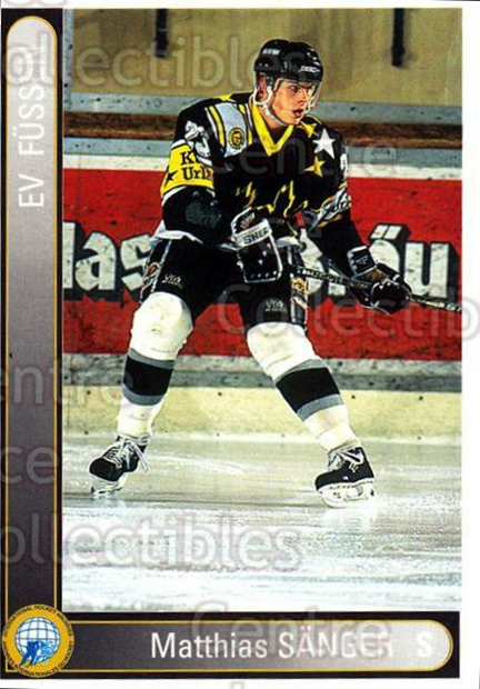 1994-95 German First League #114 Matthias Sanger<br/>11 In Stock - $2.00 each - <a href=https://centericecollectibles.foxycart.com/cart?name=1994-95%20German%20First%20League%20%23114%20Matthias%20Sanger...&quantity_max=11&price=$2.00&code=30954 class=foxycart> Buy it now! </a>