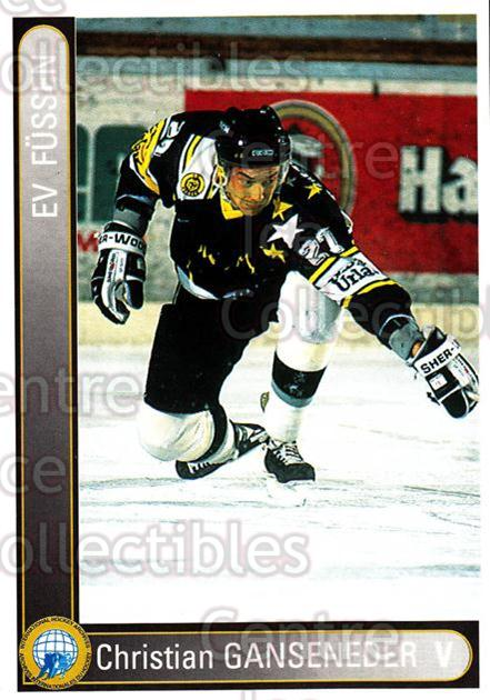 1994-95 German First League #116 Christian Ganseneder<br/>8 In Stock - $2.00 each - <a href=https://centericecollectibles.foxycart.com/cart?name=1994-95%20German%20First%20League%20%23116%20Christian%20Ganse...&quantity_max=8&price=$2.00&code=30956 class=foxycart> Buy it now! </a>