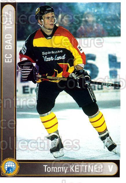 1994-95 German First League #12 Tommy Kettner<br/>7 In Stock - $2.00 each - <a href=https://centericecollectibles.foxycart.com/cart?name=1994-95%20German%20First%20League%20%2312%20Tommy%20Kettner...&quantity_max=7&price=$2.00&code=30960 class=foxycart> Buy it now! </a>