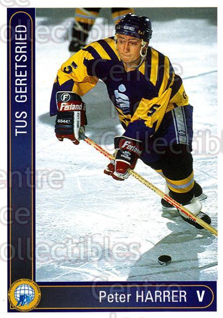 1994-95 German First League #124 Peter Harrer<br/>13 In Stock - $2.00 each - <a href=https://centericecollectibles.foxycart.com/cart?name=1994-95%20German%20First%20League%20%23124%20Peter%20Harrer...&quantity_max=13&price=$2.00&code=30965 class=foxycart> Buy it now! </a>