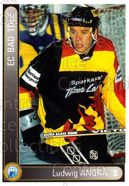 1994-95 German First League #13 Ludwig Andra<br/>8 In Stock - $2.00 each - <a href=https://centericecollectibles.foxycart.com/cart?name=1994-95%20German%20First%20League%20%2313%20Ludwig%20Andra...&quantity_max=8&price=$2.00&code=30971 class=foxycart> Buy it now! </a>