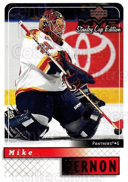 1999-00 Upper Deck MVP SC Edition #79 Mike Vernon<br/>1 In Stock - $1.00 each - <a href=https://centericecollectibles.foxycart.com/cart?name=1999-00%20Upper%20Deck%20MVP%20SC%20Edition%20%2379%20Mike%20Vernon...&quantity_max=1&price=$1.00&code=309730 class=foxycart> Buy it now! </a>