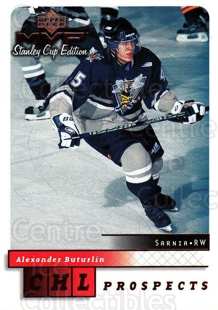 1999-00 Upper Deck MVP SC Edition #200 Alexander Buturlin<br/>1 In Stock - $1.00 each - <a href=https://centericecollectibles.foxycart.com/cart?name=1999-00%20Upper%20Deck%20MVP%20SC%20Edition%20%23200%20Alexander%20Butur...&quantity_max=1&price=$1.00&code=309732 class=foxycart> Buy it now! </a>