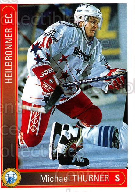 1994-95 German First League #149 Michael Thurner<br/>12 In Stock - $2.00 each - <a href=https://centericecollectibles.foxycart.com/cart?name=1994-95%20German%20First%20League%20%23149%20Michael%20Thurner...&quantity_max=12&price=$2.00&code=30990 class=foxycart> Buy it now! </a>