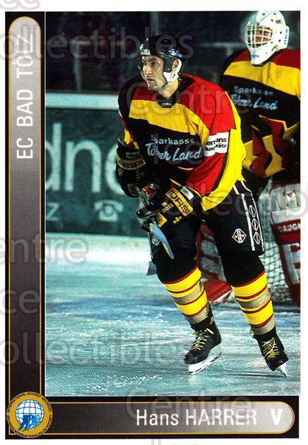 1994-95 German First League #16 Johan Harrer<br/>9 In Stock - $2.00 each - <a href=https://centericecollectibles.foxycart.com/cart?name=1994-95%20German%20First%20League%20%2316%20Johan%20Harrer...&quantity_max=9&price=$2.00&code=31001 class=foxycart> Buy it now! </a>
