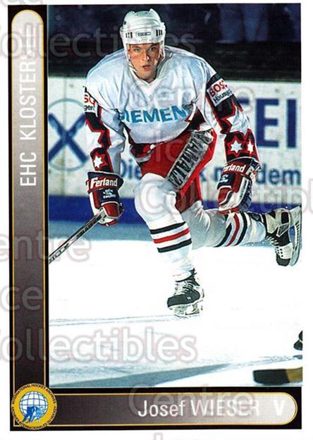 1994-95 German First League #170 Josef Wieser<br/>17 In Stock - $2.00 each - <a href=https://centericecollectibles.foxycart.com/cart?name=1994-95%20German%20First%20League%20%23170%20Josef%20Wieser...&quantity_max=17&price=$2.00&code=31013 class=foxycart> Buy it now! </a>