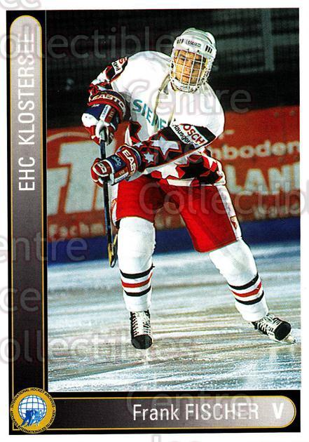 1994-95 German First League #171 Frank Fischer<br/>4 In Stock - $2.00 each - <a href=https://centericecollectibles.foxycart.com/cart?name=1994-95%20German%20First%20League%20%23171%20Frank%20Fischer...&quantity_max=4&price=$2.00&code=31014 class=foxycart> Buy it now! </a>