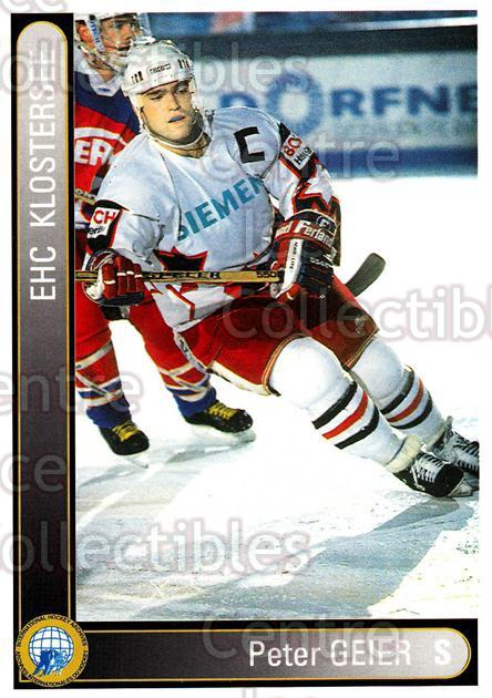 1994-95 German First League #172 Peter Geier<br/>10 In Stock - $2.00 each - <a href=https://centericecollectibles.foxycart.com/cart?name=1994-95%20German%20First%20League%20%23172%20Peter%20Geier...&quantity_max=10&price=$2.00&code=31015 class=foxycart> Buy it now! </a>