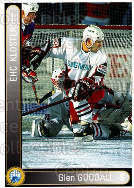 1994-95 German First League #173 Glenn Goodall<br/>7 In Stock - $2.00 each - <a href=https://centericecollectibles.foxycart.com/cart?name=1994-95%20German%20First%20League%20%23173%20Glenn%20Goodall...&quantity_max=7&price=$2.00&code=31016 class=foxycart> Buy it now! </a>