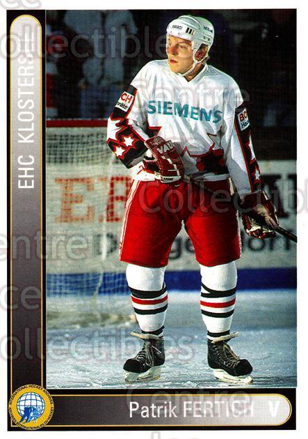 1994-95 German First League #174 Patrick Fertich<br/>12 In Stock - $2.00 each - <a href=https://centericecollectibles.foxycart.com/cart?name=1994-95%20German%20First%20League%20%23174%20Patrick%20Fertich...&quantity_max=12&price=$2.00&code=31017 class=foxycart> Buy it now! </a>