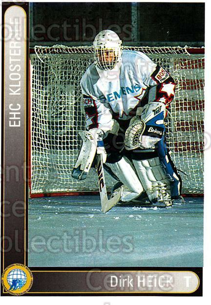 1994-95 German First League #179 Dirk Heick<br/>9 In Stock - $2.00 each - <a href=https://centericecollectibles.foxycart.com/cart?name=1994-95%20German%20First%20League%20%23179%20Dirk%20Heick...&quantity_max=9&price=$2.00&code=31022 class=foxycart> Buy it now! </a>