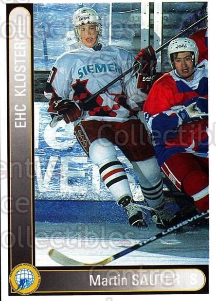 1994-95 German First League #183 Martin Sauter<br/>16 In Stock - $2.00 each - <a href=https://centericecollectibles.foxycart.com/cart?name=1994-95%20German%20First%20League%20%23183%20Martin%20Sauter...&quantity_max=16&price=$2.00&code=31027 class=foxycart> Buy it now! </a>