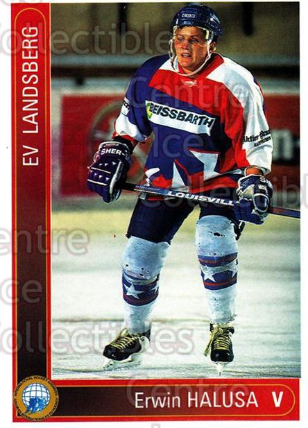 1994-95 German First League #212 Erwin Haiusa<br/>9 In Stock - $2.00 each - <a href=https://centericecollectibles.foxycart.com/cart?name=1994-95%20German%20First%20League%20%23212%20Erwin%20Haiusa...&quantity_max=9&price=$2.00&code=31058 class=foxycart> Buy it now! </a>