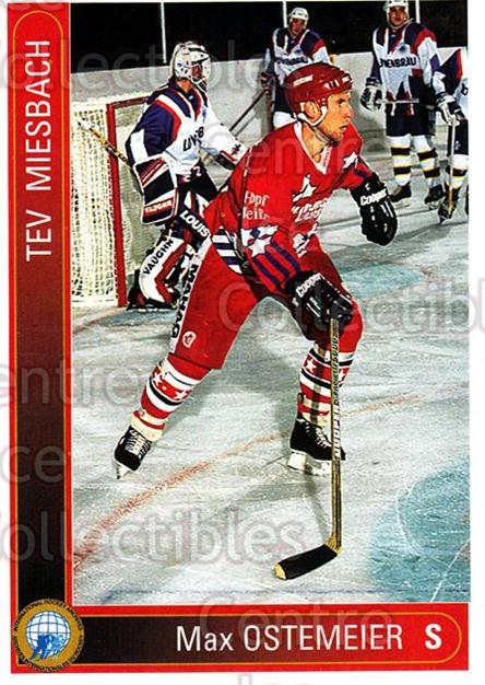 1994-95 German First League #219 Max Ostermeier<br/>7 In Stock - $2.00 each - <a href=https://centericecollectibles.foxycart.com/cart?name=1994-95%20German%20First%20League%20%23219%20Max%20Ostermeier...&quantity_max=7&price=$2.00&code=31065 class=foxycart> Buy it now! </a>