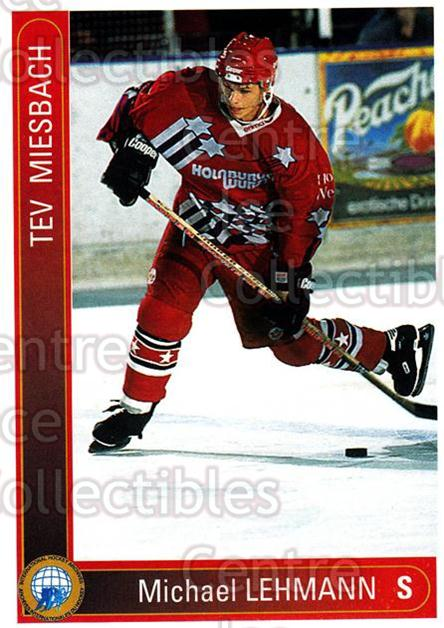 1994-95 German First League #222 Michael Lehmann<br/>7 In Stock - $2.00 each - <a href=https://centericecollectibles.foxycart.com/cart?name=1994-95%20German%20First%20League%20%23222%20Michael%20Lehmann...&quantity_max=7&price=$2.00&code=31069 class=foxycart> Buy it now! </a>