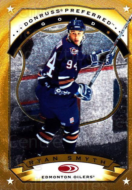1997-98 Donruss Preferred #119 Ryan Smyth<br/>7 In Stock - $5.00 each - <a href=https://centericecollectibles.foxycart.com/cart?name=1997-98%20Donruss%20Preferred%20%23119%20Ryan%20Smyth...&quantity_max=7&price=$5.00&code=311387 class=foxycart> Buy it now! </a>