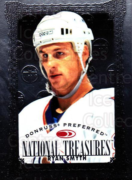 1997-98 Donruss Preferred #189 Ryan Smyth<br/>15 In Stock - $2.00 each - <a href=https://centericecollectibles.foxycart.com/cart?name=1997-98%20Donruss%20Preferred%20%23189%20Ryan%20Smyth...&quantity_max=15&price=$2.00&code=311408 class=foxycart> Buy it now! </a>