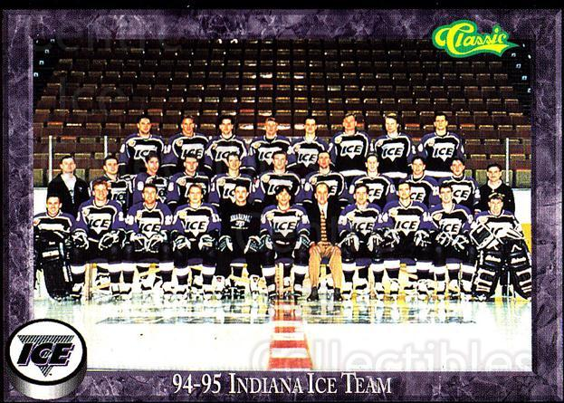 1994-95 Indianapolis Ice #26 Indianapolis Ice, Team Photo<br/>3 In Stock - $2.00 each - <a href=https://centericecollectibles.foxycart.com/cart?name=1994-95%20Indianapolis%20Ice%20%2326%20Indianapolis%20Ic...&price=$2.00&code=31154 class=foxycart> Buy it now! </a>