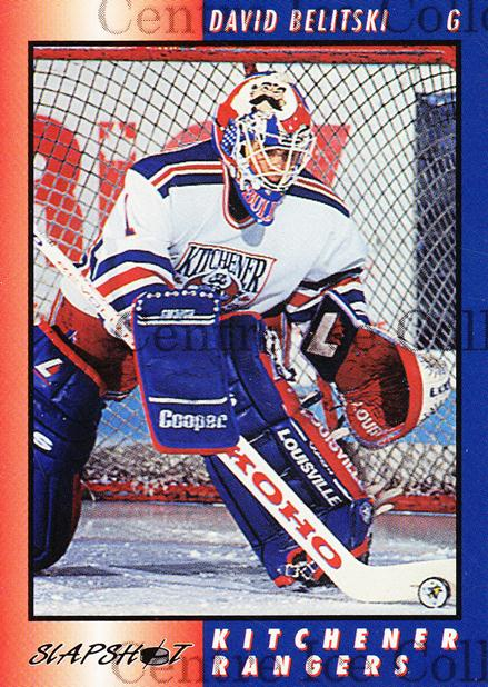 1994-95 Kitchener Rangers #2 David Belitski<br/>5 In Stock - $3.00 each - <a href=https://centericecollectibles.foxycart.com/cart?name=1994-95%20Kitchener%20Rangers%20%232%20David%20Belitski...&quantity_max=5&price=$3.00&code=31192 class=foxycart> Buy it now! </a>