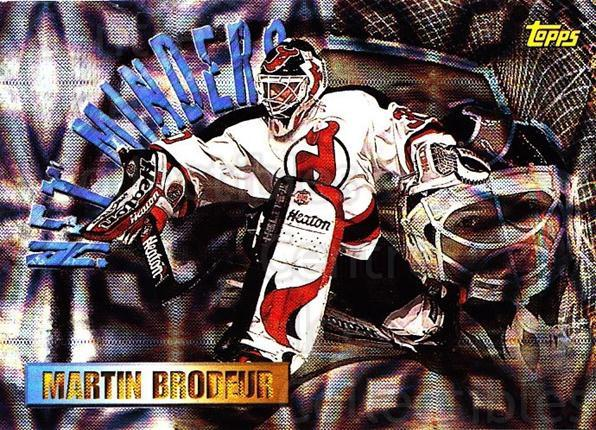 1998-99 Topps Seasons Best #2 Martin Brodeur<br/>1 In Stock - $5.00 each - <a href=https://centericecollectibles.foxycart.com/cart?name=1998-99%20Topps%20Seasons%20Best%20%232%20Martin%20Brodeur...&quantity_max=1&price=$5.00&code=312024 class=foxycart> Buy it now! </a>