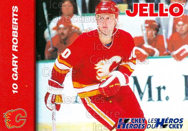 1994-95 Kraft Jell-O Hockey Heroes #12 Gary Roberts<br/>4 In Stock - $3.00 each - <a href=https://centericecollectibles.foxycart.com/cart?name=1994-95%20Kraft%20Jell-O%20Hockey%20Heroes%20%2312%20Gary%20Roberts...&quantity_max=4&price=$3.00&code=31219 class=foxycart> Buy it now! </a>