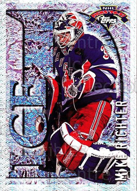 1996-97 Topps Picks Ice D #13 Mike Richter<br/>1 In Stock - $5.00 each - <a href=https://centericecollectibles.foxycart.com/cart?name=1996-97%20Topps%20Picks%20Ice%20D%20%2313%20Mike%20Richter...&quantity_max=1&price=$5.00&code=312277 class=foxycart> Buy it now! </a>
