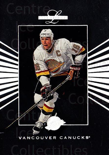 1994-95 Leaf Limited #112 Trevor Linden<br/>5 In Stock - $1.00 each - <a href=https://centericecollectibles.foxycart.com/cart?name=1994-95%20Leaf%20Limited%20%23112%20Trevor%20Linden...&quantity_max=5&price=$1.00&code=31358 class=foxycart> Buy it now! </a>