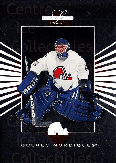 1994-95 Leaf Limited #15 Jocelyn Thibault<br/>4 In Stock - $1.00 each - <a href=https://centericecollectibles.foxycart.com/cart?name=1994-95%20Leaf%20Limited%20%2315%20Jocelyn%20Thibaul...&quantity_max=4&price=$1.00&code=31368 class=foxycart> Buy it now! </a>