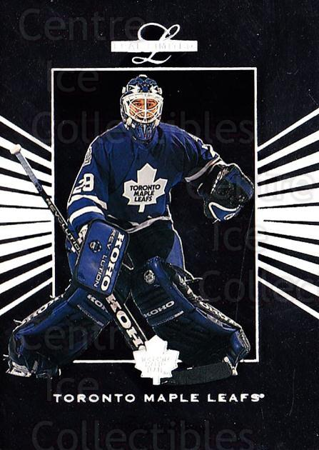 1994-95 Leaf Limited #16 Felix Potvin<br/>4 In Stock - $1.00 each - <a href=https://centericecollectibles.foxycart.com/cart?name=1994-95%20Leaf%20Limited%20%2316%20Felix%20Potvin...&quantity_max=4&price=$1.00&code=31369 class=foxycart> Buy it now! </a>