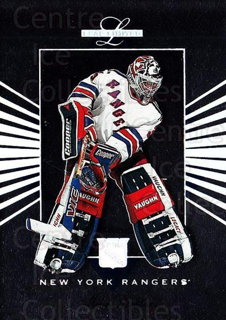 1994-95 Leaf Limited #17 Mike Richter<br/>3 In Stock - $2.00 each - <a href=https://centericecollectibles.foxycart.com/cart?name=1994-95%20Leaf%20Limited%20%2317%20Mike%20Richter...&quantity_max=3&price=$2.00&code=31370 class=foxycart> Buy it now! </a>