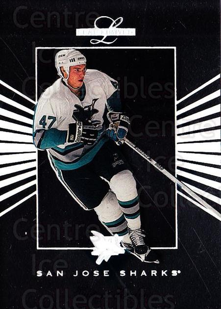 1994-95 Leaf Limited #21 Viktor Kozlov<br/>6 In Stock - $1.00 each - <a href=https://centericecollectibles.foxycart.com/cart?name=1994-95%20Leaf%20Limited%20%2321%20Viktor%20Kozlov...&quantity_max=6&price=$1.00&code=31374 class=foxycart> Buy it now! </a>