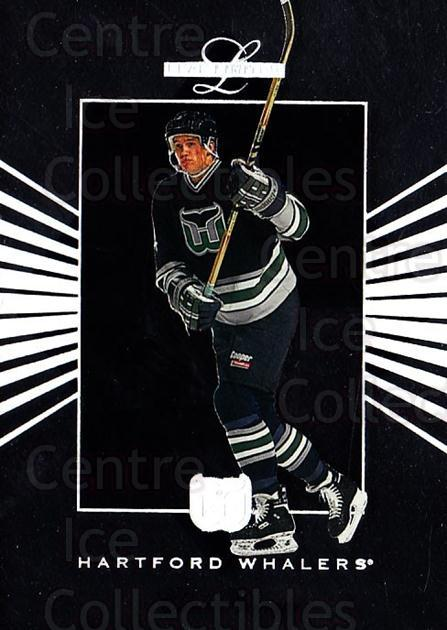 1994-95 Leaf Limited #22 Chris Pronger<br/>7 In Stock - $1.00 each - <a href=https://centericecollectibles.foxycart.com/cart?name=1994-95%20Leaf%20Limited%20%2322%20Chris%20Pronger...&quantity_max=7&price=$1.00&code=31375 class=foxycart> Buy it now! </a>