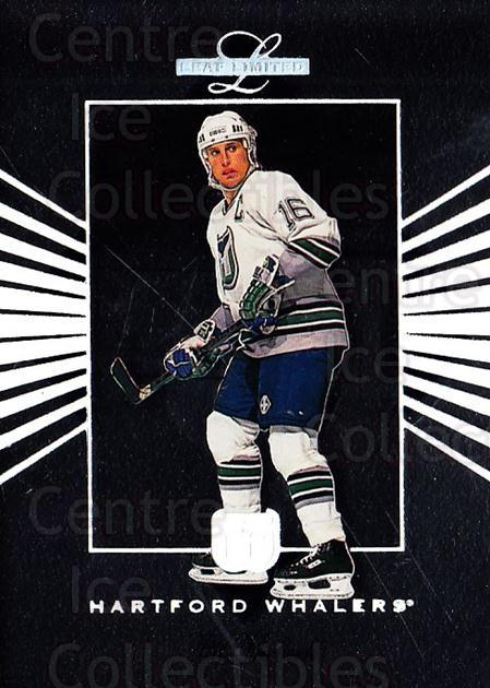 1994-95 Leaf Limited #27 Pat Verbeek<br/>7 In Stock - $1.00 each - <a href=https://centericecollectibles.foxycart.com/cart?name=1994-95%20Leaf%20Limited%20%2327%20Pat%20Verbeek...&quantity_max=7&price=$1.00&code=31380 class=foxycart> Buy it now! </a>