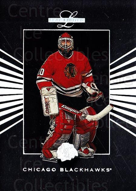 1994-95 Leaf Limited #3 Ed Belfour<br/>5 In Stock - $1.00 each - <a href=https://centericecollectibles.foxycart.com/cart?name=1994-95%20Leaf%20Limited%20%233%20Ed%20Belfour...&quantity_max=5&price=$1.00&code=31382 class=foxycart> Buy it now! </a>