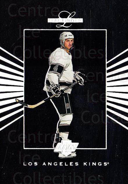 1994-95 Leaf Limited #32 Rob Blake<br/>7 In Stock - $1.00 each - <a href=https://centericecollectibles.foxycart.com/cart?name=1994-95%20Leaf%20Limited%20%2332%20Rob%20Blake...&quantity_max=7&price=$1.00&code=31385 class=foxycart> Buy it now! </a>