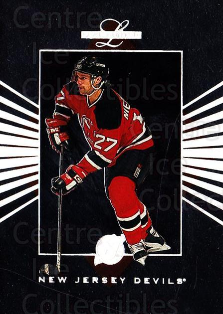 1994-95 Leaf Limited #40 Scott Niedermayer<br/>5 In Stock - $1.00 each - <a href=https://centericecollectibles.foxycart.com/cart?name=1994-95%20Leaf%20Limited%20%2340%20Scott%20Niedermay...&quantity_max=5&price=$1.00&code=31394 class=foxycart> Buy it now! </a>
