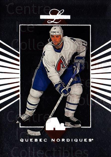 1994-95 Leaf Limited #41 Owen Nolan<br/>6 In Stock - $1.00 each - <a href=https://centericecollectibles.foxycart.com/cart?name=1994-95%20Leaf%20Limited%20%2341%20Owen%20Nolan...&quantity_max=6&price=$1.00&code=31395 class=foxycart> Buy it now! </a>