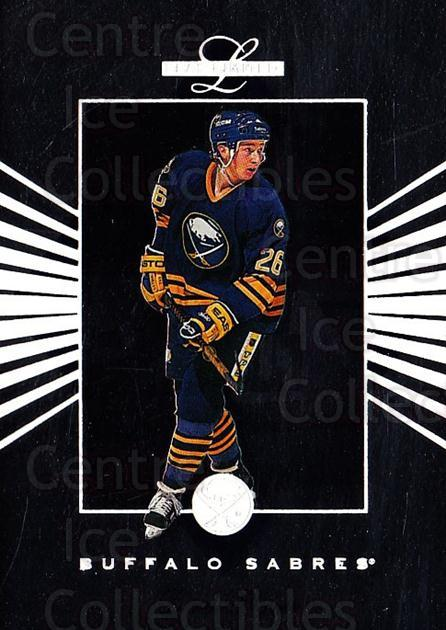 1994-95 Leaf Limited #44 Derek Plante<br/>6 In Stock - $1.00 each - <a href=https://centericecollectibles.foxycart.com/cart?name=1994-95%20Leaf%20Limited%20%2344%20Derek%20Plante...&quantity_max=6&price=$1.00&code=31398 class=foxycart> Buy it now! </a>