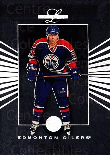 1994-95 Leaf Limited #53 Doug Weight<br/>5 In Stock - $1.00 each - <a href=https://centericecollectibles.foxycart.com/cart?name=1994-95%20Leaf%20Limited%20%2353%20Doug%20Weight...&quantity_max=5&price=$1.00&code=31407 class=foxycart> Buy it now! </a>
