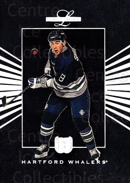 1994-95 Leaf Limited #54 Geoff Sanderson<br/>7 In Stock - $1.00 each - <a href=https://centericecollectibles.foxycart.com/cart?name=1994-95%20Leaf%20Limited%20%2354%20Geoff%20Sanderson...&quantity_max=7&price=$1.00&code=31408 class=foxycart> Buy it now! </a>