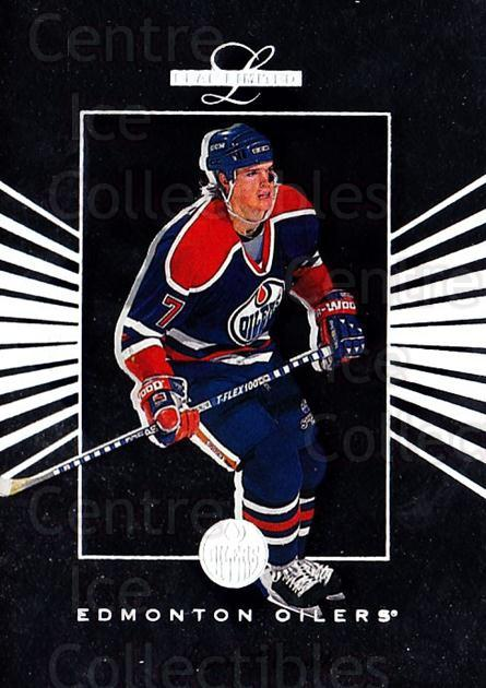 1994-95 Leaf Limited #66 Jason Arnott<br/>5 In Stock - $1.00 each - <a href=https://centericecollectibles.foxycart.com/cart?name=1994-95%20Leaf%20Limited%20%2366%20Jason%20Arnott...&quantity_max=5&price=$1.00&code=31421 class=foxycart> Buy it now! </a>