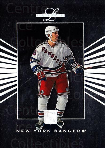 1994-95 Leaf Limited #67 Petr Nedved<br/>7 In Stock - $1.00 each - <a href=https://centericecollectibles.foxycart.com/cart?name=1994-95%20Leaf%20Limited%20%2367%20Petr%20Nedved...&quantity_max=7&price=$1.00&code=31422 class=foxycart> Buy it now! </a>