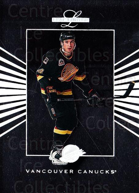 1994-95 Leaf Limited #69 Geoff Courtnall<br/>6 In Stock - $1.00 each - <a href=https://centericecollectibles.foxycart.com/cart?name=1994-95%20Leaf%20Limited%20%2369%20Geoff%20Courtnall...&quantity_max=6&price=$1.00&code=31423 class=foxycart> Buy it now! </a>