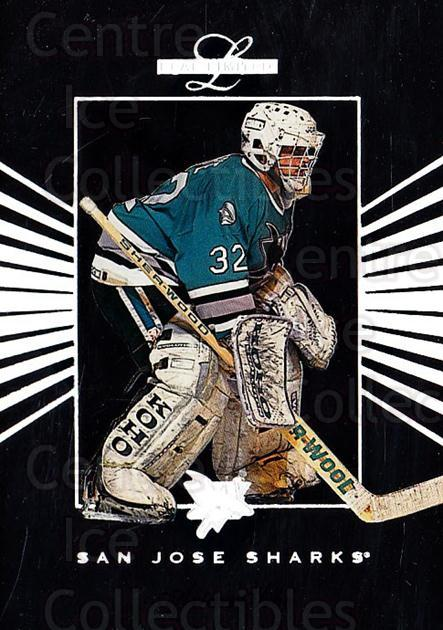 1994-95 Leaf Limited #74 Arturs Irbe<br/>6 In Stock - $2.00 each - <a href=https://centericecollectibles.foxycart.com/cart?name=1994-95%20Leaf%20Limited%20%2374%20Arturs%20Irbe...&quantity_max=6&price=$2.00&code=31428 class=foxycart> Buy it now! </a>